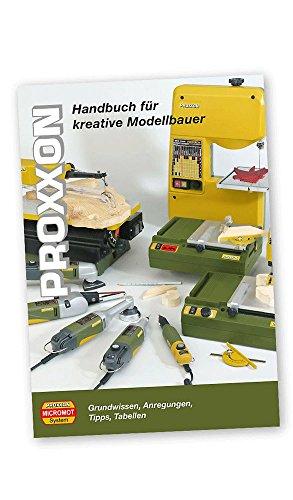 Proxxon 28 996 Manual Modelista Creativo, Libro
