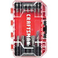 Craftsman 24-Piece Screwdriver Bit Set (CMAF1224)