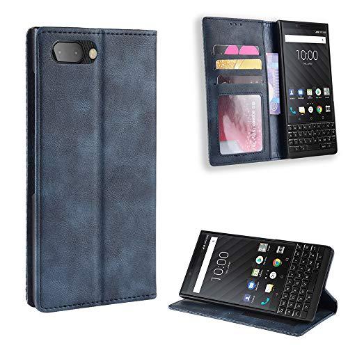 Litao-Hülle HC Hülle für BlackBerry KEY2 Key 2 BBF100-6 2 hülle Schutzhülle Hülle Cover