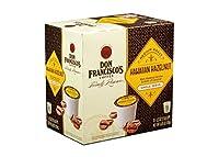 Don Francisco's Hawaiian Hazelnut Medium Roast Coffee K-Cup ドン・フランシスコのハワイアン・ヘーゼルナッツミートローストコーヒーKカップ 18杯分 [並行輸入品]