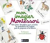 Mon coffret imagier Montessori - Dès 3 ans
