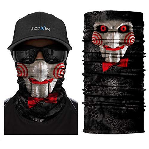 ShopINess® Bandana multifonctionnel pour chapeaux - Scie