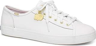 Keds Kickstart CNY Leather Women 6 White