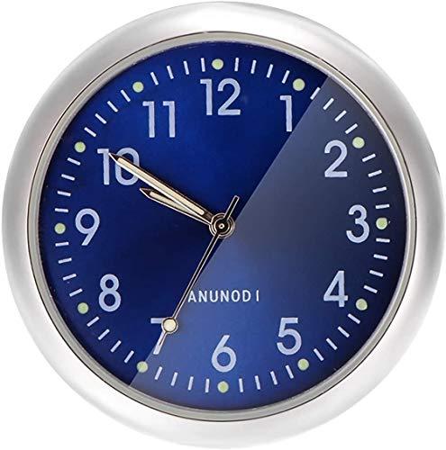 SDGH Tablero de Instrumentos del automóvil Reloj de ventilación del Coche Clip de Cuarzo Reloj de Cuarzo Mini Coche Reloj de Interior Reloj Luminoso Accesorios para automóviles