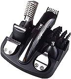 Tijeras de corte del pelo de las herramientas de corte de pelo de la herramienta maquinilla eléctrica de afeitar belleza de generación de energía recargable for adultos Razor nariz pelo corte de pelo