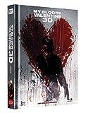 My Bloody Valentine - Limited Uncut Mediabook - 200 Stk (Deutsch) (+ DVD) [3D Blu-ray] Blu-ray