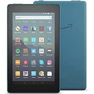 """Fire 7 Tablet (7"""" display, 16 GB) - Twilight Blue"""