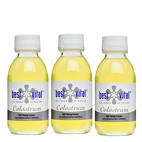 best vital Bio Colostrum Extrakt 3x125ml