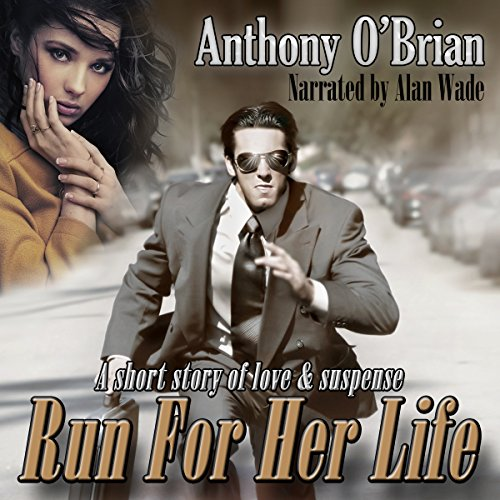 Run for Her Life audiobook cover art
