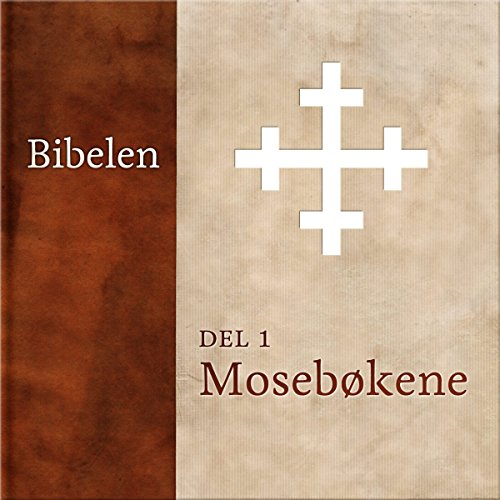 Mosebøkene audiobook cover art