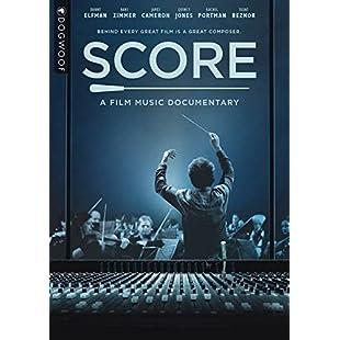 Score A Film Music Documentary [DVD]