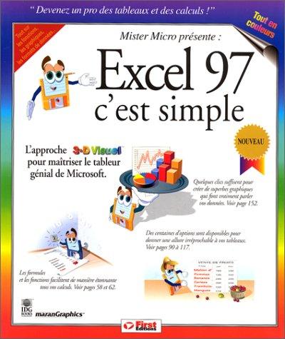 Excel 97, c'est simple