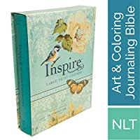 Inspire Bible: The Bible for Creative Journaling: New Living Translation (Inspire: Large Print)
