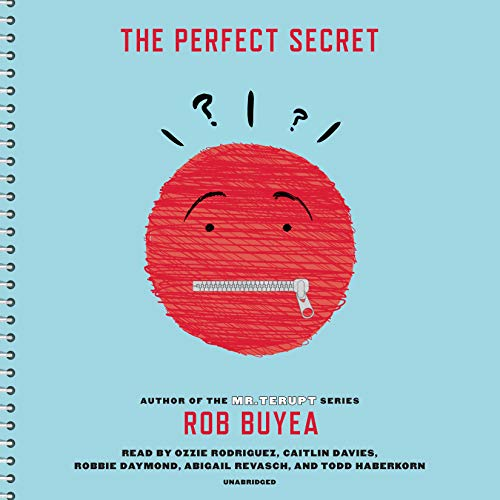 The Perfect Secret     The Perfect Score Series              By:                                                                                                                                 Rob Buyea                               Narrated by:                                                                                                                                 Ozzie Rodriguez,                                                                                        Caitlin Davies,                                                                                        Robbie Daymond,                   and others                 Length: 8 hrs and 25 mins     6 ratings     Overall 4.8