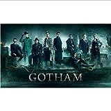 Zahuishile Gotham Poster Staffel 5 Cast Tv Serie Bruno
