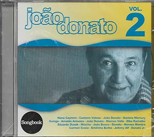 João Donato - Cd Songbook - Vol 2