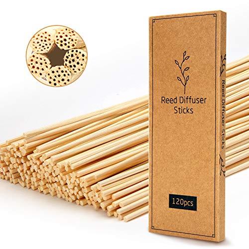 T&C 120PCS Reed Diffuser Sticks