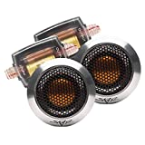 Skar Audio SPX-T 1-Inch 320 Watt Max Power Elite Neodymium Aluminum Dome Tweeters, Pair