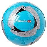 【Amazon.co.jp 限定】ミカサ 4号球(小学生用) サッカーボール MIFoA(ミフォア) サックスブルー F4AZ-SX