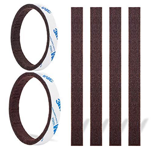 Felt Strips 20Pieces Pack 1/2