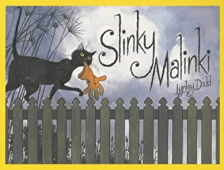 Slinky Malinki (Viking Kestrel Picture Books)