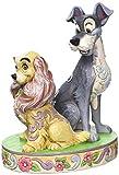 Disney Traditions, Figura de Reina y Goldo de 'La Dama y el Vagabundo', Enesco