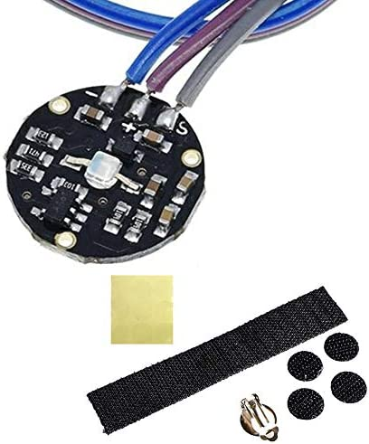 ANMBEST Pulsesensor Pulse Heart Rate Sensor for Arduino Raspberry Pi Open Source Hardware Pulse product image