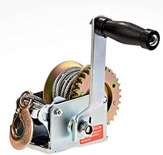 Best wire rope hand winch Reviews