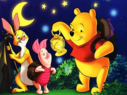 shjklb Puzzles para Adultos Puzzles de 1000 Piezas Puzzles -Heroes Vs Monsters - Puzzles de Bricolaje para niños Adultos, Juegos educativos para niños, Regalos (38x26cm)