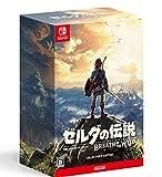 The Legend of Zelda: Breath of the Wild - Collector's Edition (Multi-Language) [Switch][Importación Japonesa]
