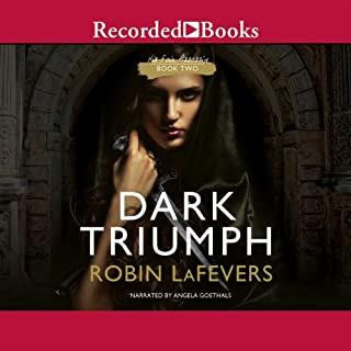 Dark Triumph     His Fair Assassin Trilogy, Book 2              Written by:                                                                                                                                 Robin LaFevers                               Narrated by:                                                                                                                                 Angela Goethals                      Length: 13 hrs and 36 mins     1 rating     Overall 5.0