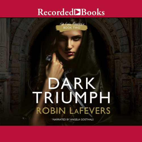 Dark Triumph audiobook cover art