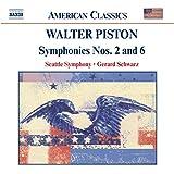 Piston: Symphony No.2 & 6
