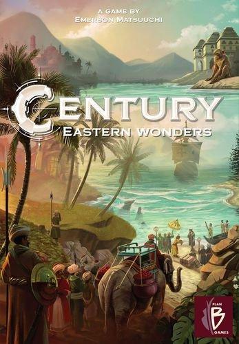 Plan B Spiele pbg40030en Jahrhundert: Eastern Wonders, gemischte Farben