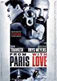 FROM PARIS WITH LOVE - JOHN TRAVOLTA – Imported Movie