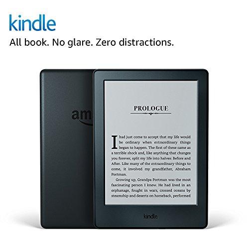 Kindle E-reader (Previous Generation - 8th) - Black, 6