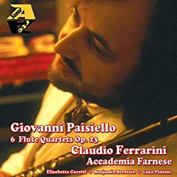 Giovanni Paisiello: 6 Flute Quartets, Op. 23