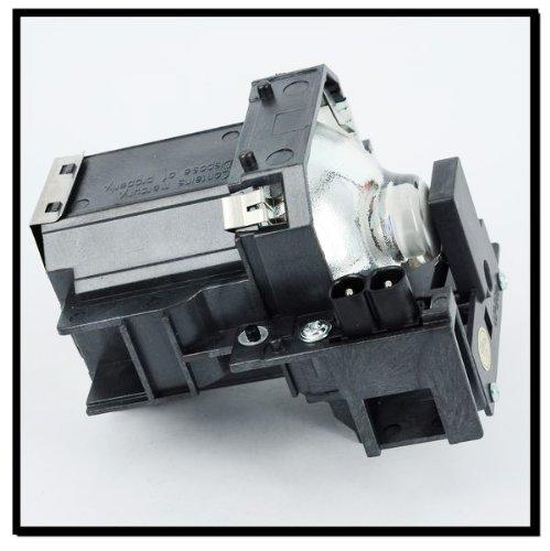 Bocal de lâmpada compatível ELPLP35 / V13H010L35 para EPSON PowerLite Home Cinema 400; EPSON PowerLite Cinema 550 PowerLite Pro Cinema 800 EMP-TW520/TW600/TW620/TW680
