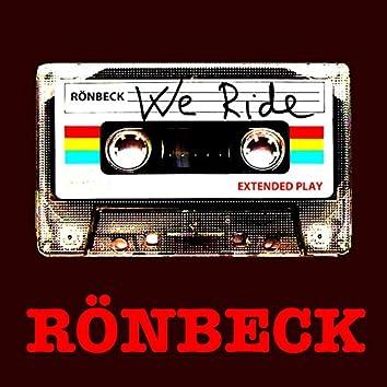 We Ride - EP