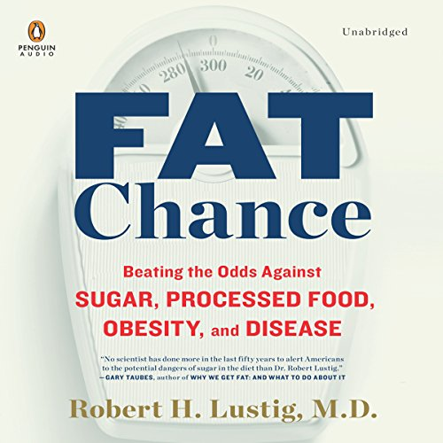 Fat Chance audiobook cover art