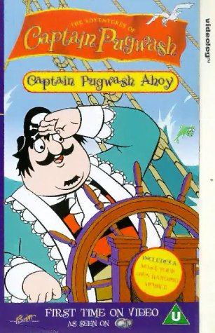 Captain Pugwash - Ahoy!