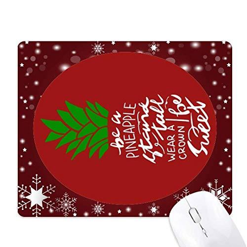 Alfombrilla para ratón con diseño de flores pintadas, bosques de Navidad, ciervos,...