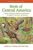 Birds of Central America: Belize, Guatemala, Honduras, El Salvador, Nicaragua, Costa Rica, and Panama (Princeton Field Guides (136))