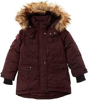 Girls Jacket, 6X, Purple