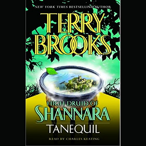 Tanequil audiobook cover art