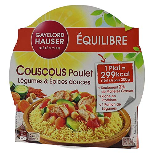 Gayelord Hauser Couscous Poulet ...