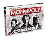 Winning Moves MONOPOLY THE WALKING DEAD AMC-Version Française, 0993, Multicolore