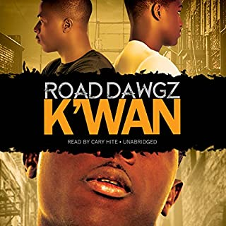 Road Dawgz audiobook cover art