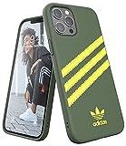 adidas Phone Case Designed for iPhone 12 Pro Max Drop Tested Cases Shockproof Raised Edge Originals...