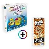 Hasbro Gaming - Trivial Pursuit Familia + Jenga Classic